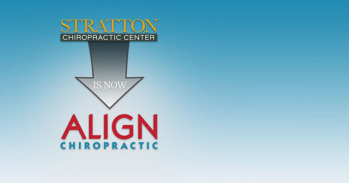 Stratton Chiropractic has changed names to Align Chiropractic